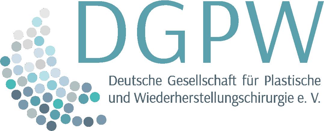 DGPW Deutsche Gesellschaft für Plastische und Wiederherstellungschirurgie e. V.